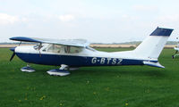 G-BTSZ - 1969 Cessna 177A at a quiet Cambridgeshire  airfield