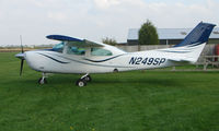 N249SP - 1975 Cessna 210L at a quiet Cambridgeshire  airfield