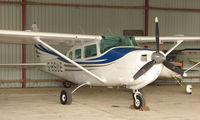 G-BSUE - 1978 Cessna U206G at a quiet Cambridgeshire  airfield