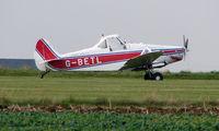 G-BETL - Piper Pa-23-235 Pawnee at Grandsen Lodge Gliding Centre