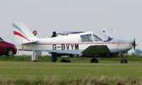 G-BVYM - Robin at Grandsen Lodge Gliding Centre