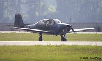 N132FW @ EWN - Just in from the Cherry Point Airshow - by Paul Perry