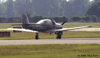N132FW @ EWN - Taxiing onwards to the ramp/hangar area - by Paul Perry