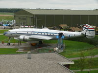 N749NL @ EHLE - Lockheed L749 Constellation N749NL/PH-FLE Aviodrome Museum - by Alex Smit