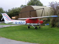 G-AZLY photo, click to enlarge