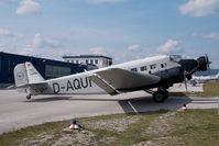 D-CDLH @ LOAN - Lufthansa Junkers 52