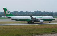 B-16312 @ VIE - Eva Air Airbus A330-203