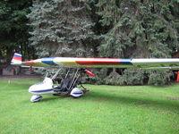 C-IAQL - mitchell wing B-10 - by Bernard Morin