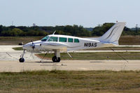 N19AS @ FWS - At Spinks Airport