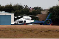 N93SV @ GPM - At American Eurocopter - Grand Prairie, TX