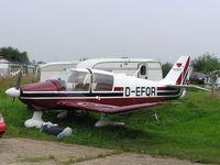 D-EFQR - Robin DR400 at Husbands Bosworth - by Simon Palmer