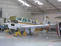 D-EKDN @ EGBK - Bonanza on maintenance - by Simon Palmer