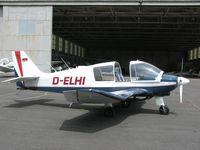 D-ELHI - Robin DR400 at Bicester - by Simon Palmer