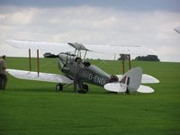 D-ENDI @ EGBK - Tiger Moth - by Simon Palmer