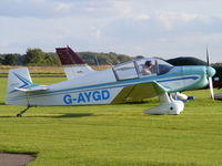 G-AYGD photo, click to enlarge