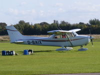 G-BAIX @ EGTC - private - by Chris Hall