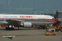 B-2319 @ VHHH - China Eastern Airlines - by Michel Teiten ( www.mablehome.com )