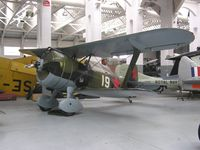 02089 @ EGSU - Polikarpov at Duxford - by Simon Palmer