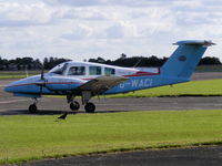 G-WACI @ EGTC - Wycombe Air Centre Ltd, Previous ID: N6703Y - by Chris Hall