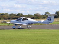 G-OCCU @ EGTC - Cabair Ltd - by Chris Hall