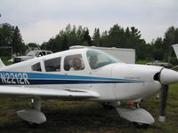 N2212R @ 6Y9 - At a PoA Flyin giving rides - by Scott Migaldi