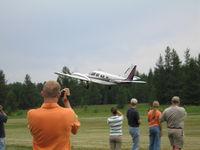 N32755 @ 6Y9 - Leaving a PoA Flyin - by Scott Migaldi