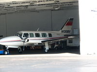 N130BV @ KIPT - at Williamsport - by tconrad