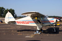 N4465A @ KMMV - /