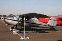 N2284V @ KMMV - 2008 McMinnville fly-in