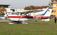 D-EBTV @ EDTF - Reims / Cessna FR172F Rocket - by J. Thoma