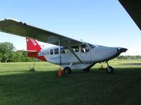 C-FMCN @ 1C8 - GA-8 Airvan - by Dennis Ahearn