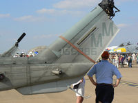 165286 @ AFW - At the 2008 Alliance Airshow