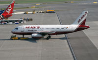 D-ABGD @ VIE - Air Berlin Airbus A319-132