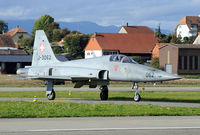 J-3062 @ LSMP - seen on its home base Payerne