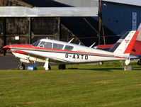 G-AXTO @ EGSF - Previous ID: N9449 - by chris hall