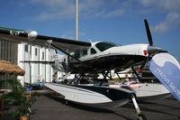 C-FFCL @ KORL - Cessna 208 on floats at NBAA