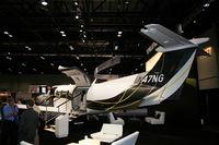 N47NG - Pilatus PC-12 at NBAA Orlando