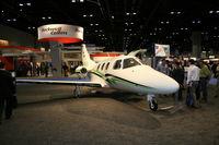 N119EA - Eclipse EA500 at NBAA Convention Orlando