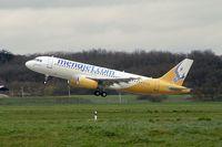 F-WWDM @ LFBO - A320-232 N° 2108 - by JBND31