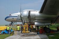 N749NL @ EHLE - Engine Test at Aviodrome ,Aviation Museum, june 2008 - by Henk Geerlings