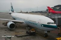 B-HNA @ VHHH - Cathay Pacific - by Michel Teiten ( www.mablehome.com )