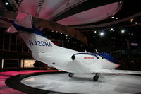 N420HA - Honda HA-420 at NBAA Orlando