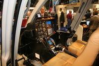 N550SC - Bell 407 at NBAA Orlando