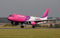 LZ-WZA @ EGGW - Airbus Industries A320 - by Paul Ashby