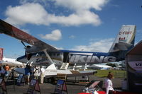 C-FDHT @ ORL - Viking Air Twin Otter Series 400 - by Florida Metal