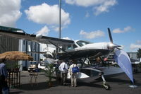 C-FFCL @ ORL - Cessna 208 on floats at NBAA