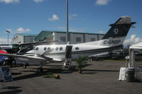 C-GHDP @ ORL - Beech 200 Super King Air at NBAA - by Florida Metal