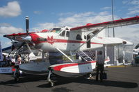 C-GODH @ ORL - DHC-2 Beaver on floats at NBAA - by Florida Metal
