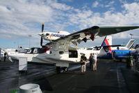 D-ICKS @ ORL - Dornier CD-2 Seastar at NBAA