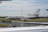 N5VF @ ORL - Falcon 50